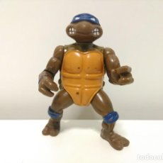 Figuras y Muñecos Tortugas Ninja: FIGURA DE DONATELLO DE LA SERIE DE LAS TORTUGAS NINJA (TMNT) - © 1988 MIRAGE STUDIOS PLAYMAYES TOYS. Lote 169539628