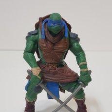 Figuras y Muñecos Tortugas Ninja: TORTUGAS NINJA / LEONARDO / COMPLETO / PLAYMATES 2014. Lote 170119405