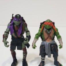 Figuras y Muñecos Tortugas Ninja: LOTE 2 TORTUGAS NINJA / PLAYMATES. Lote 170119634