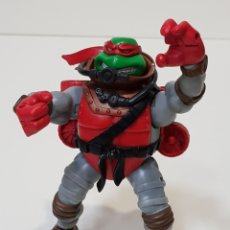 Figuras y Muñecos Tortugas Ninja: LAS TORTUGAS NINJA / RAPHAEL BUZO / 2004 MIRAGE STUDIOS / PLAYMATES TOYS. Lote 170120090