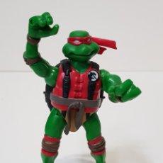 Figuras y Muñecos Tortugas Ninja: LAS TORTUGAS NINJA / RAPHAEL / 2005 MIRAGE STUDIOS / PLAYMATES TOYS. Lote 170181097