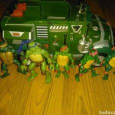 Figuras y Muñecos Tortugas Ninja: LOTE TORTUGAS NINJA. Lote 171254967