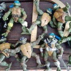 Figuras y Muñecos Tortugas Ninja: LOTE TORTUGAS NINJA. Lote 171590975