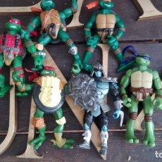 Figuras y Muñecos Tortugas Ninja: LOTE TORTUGAS NINJA. Lote 171591058