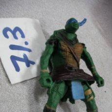 Figuras y Muñecos Tortugas Ninja: FIGURA DE ACCION TORTUGA NINJA . Lote 172371999