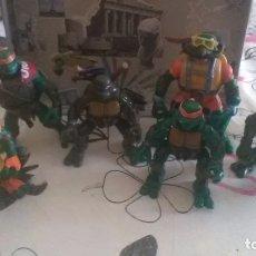Figuras y Muñecos Tortugas Ninja: LOTE TORTUGAS NINJA. Lote 172408472