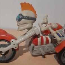 Figuras y Muñecos Tortugas Ninja: MOTOCICLETA CADAVERA.. Lote 172416604