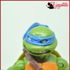 Figuras y Muñecos Tortugas Ninja: KJOHG - TORTUGAS NINJA 2012 VIACOM - LEONARDO. Lote 172788484