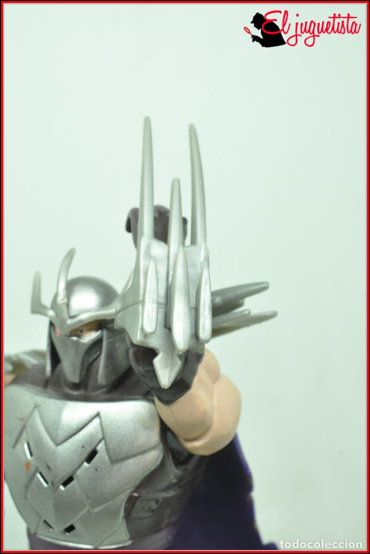 Figuras y Muñecos Tortugas Ninja: KJOHG - TORTUGAS NINJA - VIACOM 2012 - SHREDDER - Foto 3 - 172789349