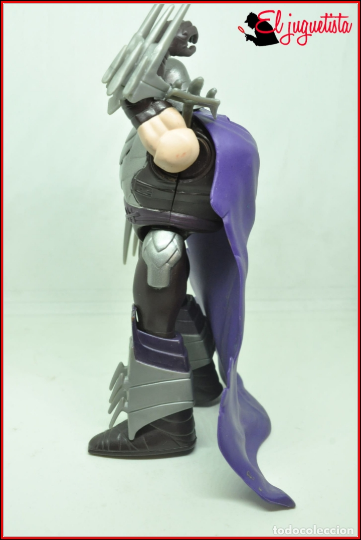 Figuras y Muñecos Tortugas Ninja: KJOHG - TORTUGAS NINJA - VIACOM 2012 - SHREDDER - Foto 7 - 172789349
