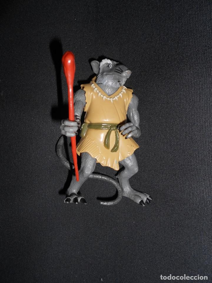 SPLINTER, MAESTRO ASTILLA - LAS TORTUGAS NINJA (Juguetes - Figuras de Acción - Tortugas Ninja)