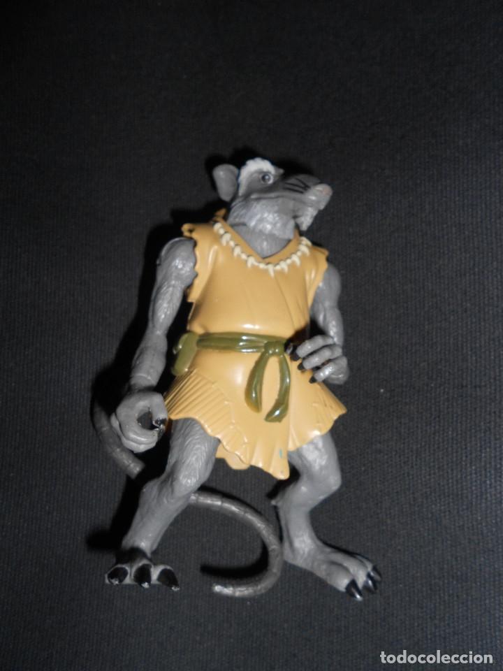 Figuras y Muñecos Tortugas Ninja: SPLINTER, MAESTRO ASTILLA - LAS TORTUGAS NINJA - Foto 2 - 173761654