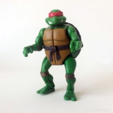 Figuras y Muñecos Tortugas Ninja: FIGURA TORTUGA NINJA - DOBLE CABEZA - 2003 - MIRAGE STUDIOS - PLAYMATES TOYS. Lote 174045817