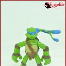 Figuras y Muñecos Tortugas Ninja: SANTJUK - TORTUGAS NINJA - MIRAGE STUDIOS 2007 - LEONARDO. Lote 174485530