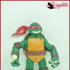 Figuras y Muñecos Tortugas Ninja: SANTJUK - TORTUGAS NINJA - VIACOM 2012 - RAPHAEL. Lote 174486302