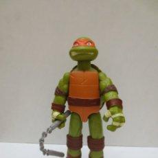 Figuras y Muñecos Tortugas Ninja: TORTUGAS NINJA - MICHELANGELO - DE 27 CM DE ALTO - VIACOM 2016,. Lote 174986922