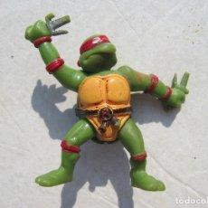 Figuras y Muñecos Tortugas Ninja: TURTLES NINJA RAPHAEL FIGURA KINDER MIRAGE STUDIOS 1988. Lote 175325504