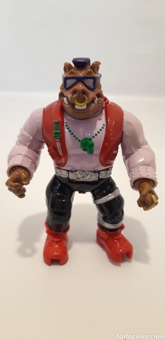 BEBOP TORTUGAS NINJA MIRAGE 1992 (Juguetes - Figuras de Acción - Tortugas Ninja)