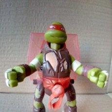 Figuras y Muñecos Tortugas Ninja: FIGURA TORTUGAS NINJA PLAYMATES VIACOM . Lote 175795882