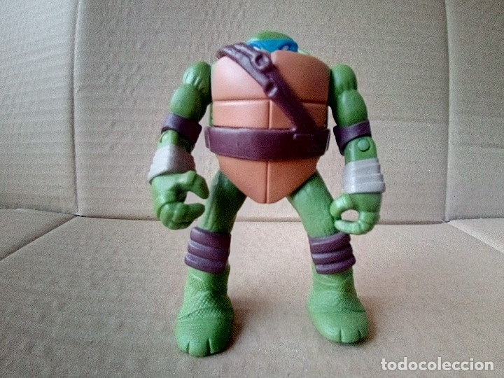 Figuras y Muñecos Tortugas Ninja: FIGURA TORTUGAS NINJA PLAYMATES VIACOM - Foto 2 - 175796714