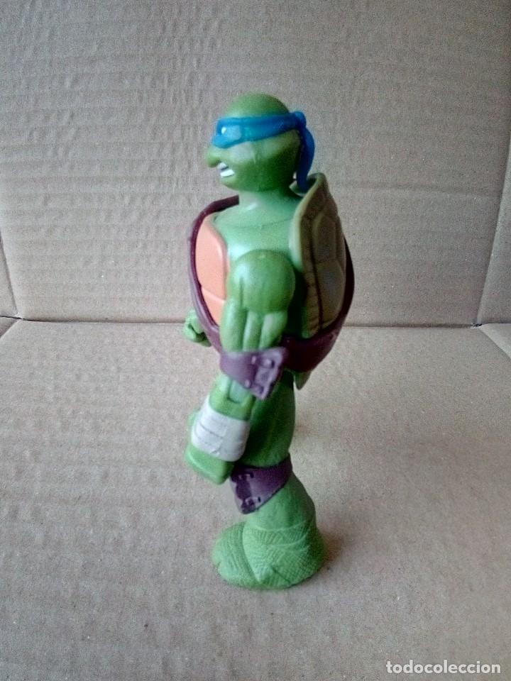 Figuras y Muñecos Tortugas Ninja: FIGURA TORTUGAS NINJA PLAYMATES VIACOM - Foto 3 - 175796714