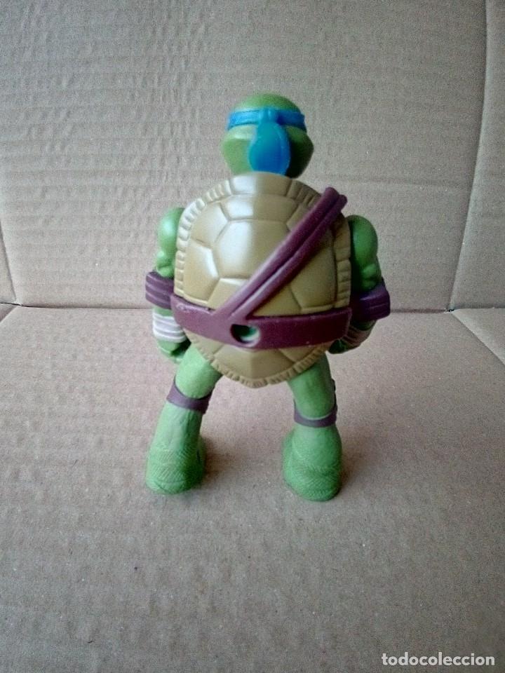 Figuras y Muñecos Tortugas Ninja: FIGURA TORTUGAS NINJA PLAYMATES VIACOM - Foto 4 - 175796714
