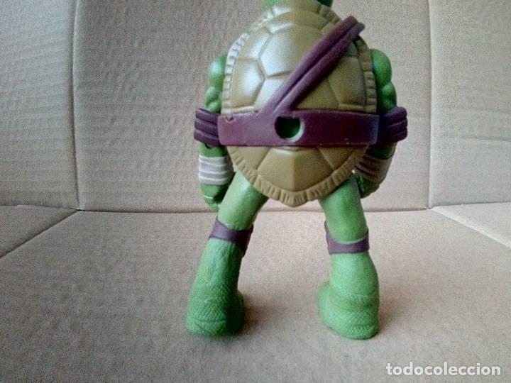 Figuras y Muñecos Tortugas Ninja: FIGURA TORTUGAS NINJA PLAYMATES VIACOM - Foto 5 - 175796714