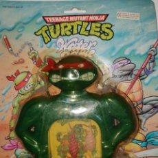 Figuras y Muñecos Tortugas Ninja: TORTUGA NINJA JUEGO DE AGUA. SIN ESTRENAR.UNICO VISTO. Lote 175876035