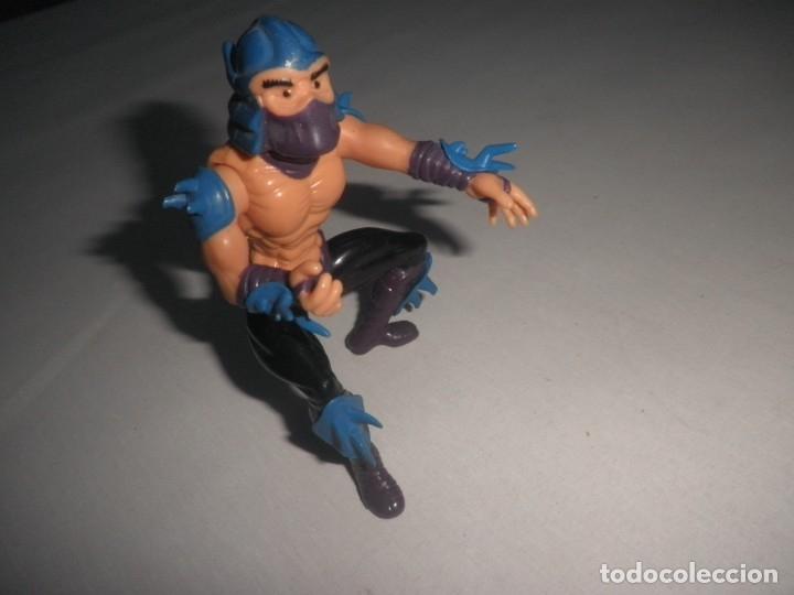 NINJA DE LAS TORTUGAS NINJA MIRAGE STUDIOS 1988 (Juguetes - Figuras de Acción - Tortugas Ninja)