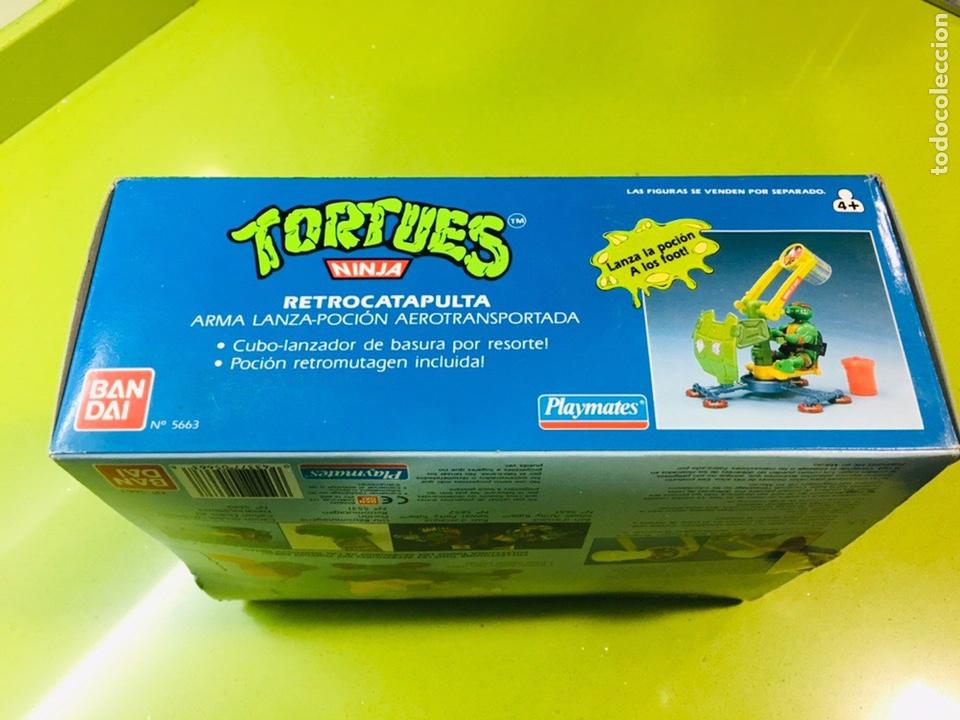 Figuras y Muñecos Tortugas Ninja: Cañón doble de desatascadores Tortugas Ninja, Bandai 1988, Tortues, turtles, - Foto 2 - 176148038