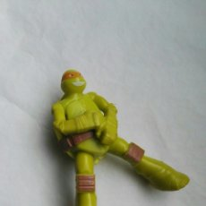 Figuras y Muñecos Tortugas Ninja: TORTUGAS NINJA MICHELANGELO FIGURA ARTICULADA. Lote 176510158
