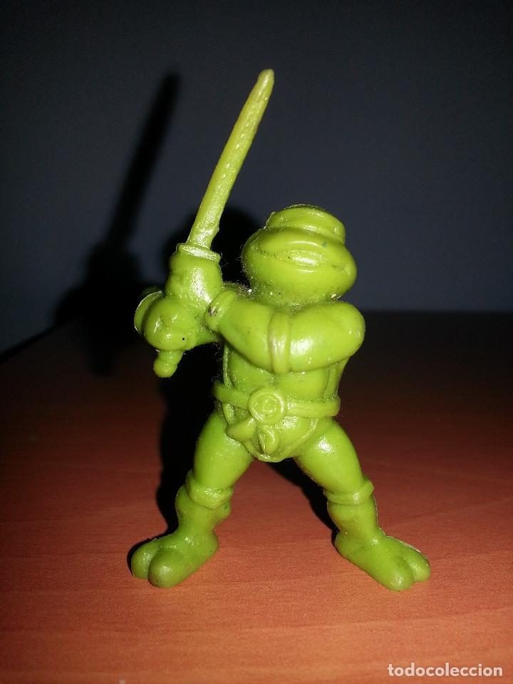 TORTUGA NINJA MUTANTE EN PVC - NINGA - TORTUNINJAS (Juguetes - Figuras de Acción - Tortugas Ninja)