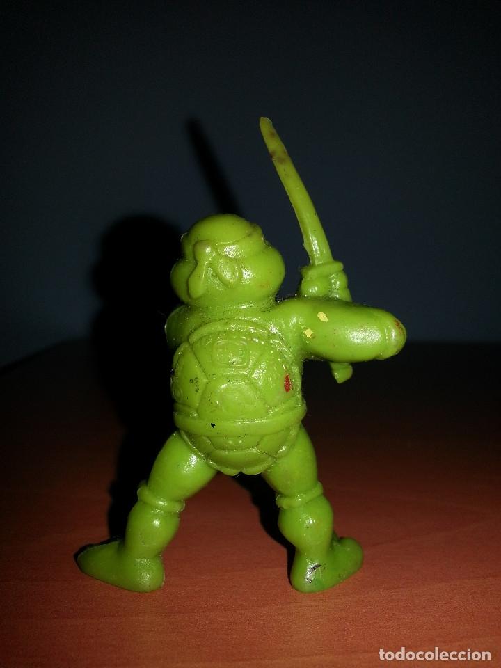 Figuras y Muñecos Tortugas Ninja: TORTUGA NINJA MUTANTE EN PVC - NINGA - TORTUNINJAS - Foto 3 - 177210697