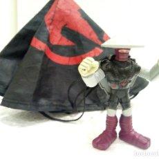 Figuras y Muñecos Tortugas Ninja: TMNT SOLDADO SHREDDER DE 2008, CON PARACAÍDAS. . Lote 177559387