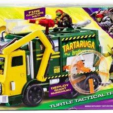 Figuras y Muñecos Tortugas Ninja: FIGURA CAJA CAMIÓN TRUCK- TORTUGAS NINJA TMNT - TEENAGE MUTANT NINJA TURTLES. Lote 142722758