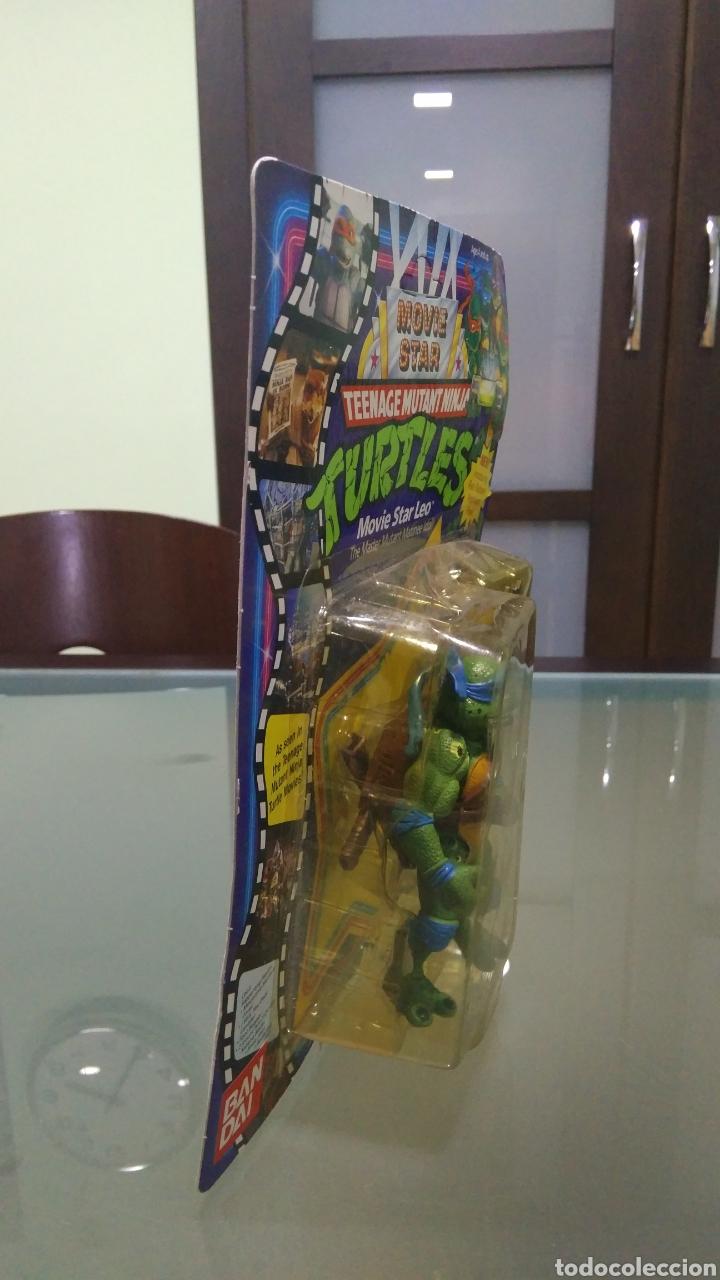 Figuras y Muñecos Tortugas Ninja: Teenage Mutant Ninja Turtles Movie Star Leo - Foto 6 - 178380477