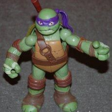 Figuras y Muñecos Tortugas Ninja: TORTUGA NINJA DE PLAYMATES 17CM. 2012 DONATELLO. Lote 178731305