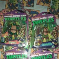 Figuras y Muñecos Tortugas Ninja: DESCATALOGADAS. 4TORTUGAS NINJA. Lote 178949897