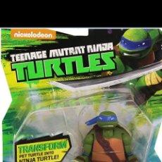 Figuras y Muñecos Tortugas Ninja: TORTUGA NINJA LEONARDO.PRECIO REAL 22E. Lote 179049511