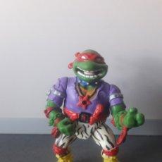 Figuras y Muñecos Tortugas Ninja: TORTUGA NINJA ROCKERA RAFAEL. Lote 179100150