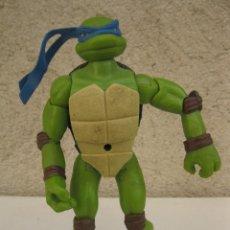 Figuras y Muñecos Tortugas Ninja: LEONARDO - LAS TORTUGAS NINJA - FIGURA ARTICULADA - PLAYMATES TOYS - MIRAGE STUDIOS.. Lote 179173086