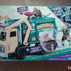Figuras y Muñecos Tortugas Ninja: NINJA TURTLES NICKELODEON OUT OF THE SHADOWS TURLTLE TACTICAL TRUCK TORTUGAS NINJA TEENAGE MUTANT. Lote 179248831
