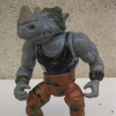 Figuras y Muñecos Tortugas Ninja: ROCKSTEADY - LAS TORTUGAS NINJA - FIGURA ARTICULADA - PLAYMATES TOYS - MIRAGE STUDIOS.. Lote 179275357