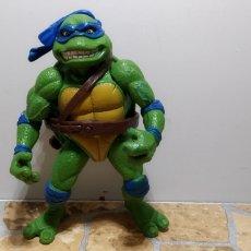Figuras y Muñecos Tortugas Ninja: MUÑECO TORTUGAS NINJA LEONARDO MOVIE STAR BOOTLEG TMNT DIFICIL FIGURA. Lote 180439516