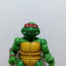 Figuras y Muñecos Tortugas Ninja: MUÑECO TORTUGAS NINJA RAPHAEL 1988 MIRAGE STUDIOS PLAYMATES TOYS FIGURA. Lote 180474775