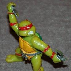 Figuras y Muñecos Tortugas Ninja: TORTUGAS NIJAS RAFAEL DE 8 CM YOLANDA. Lote 181211701