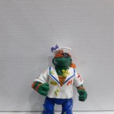 Figuras y Muñecos Tortugas Ninja: TORTUGAS NINJA MICHELANGELO MARINERO - TEENAGE MUTANT NINJA TURTLES. Lote 181436367
