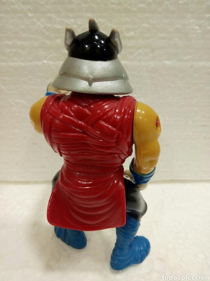 Figuras y Muñecos Tortugas Ninja: TMNT SHREDDER de 1990 Playmates Toys. - Foto 2 - 181531326