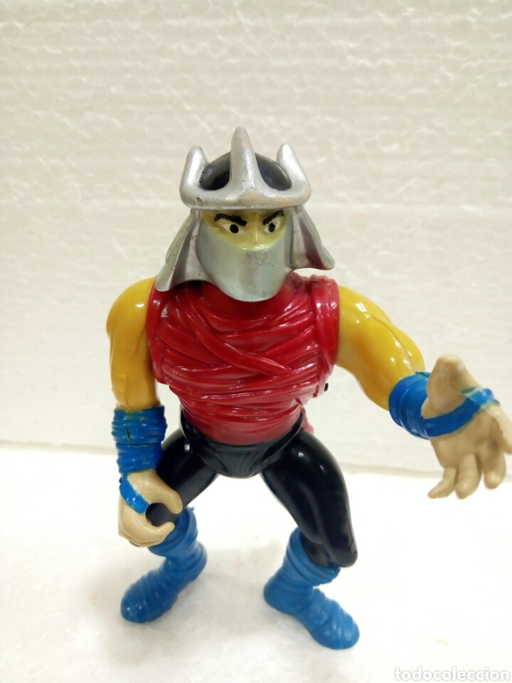 TMNT SHREDDER DE 1990 PLAYMATES TOYS. (Juguetes - Figuras de Acción - Tortugas Ninja)
