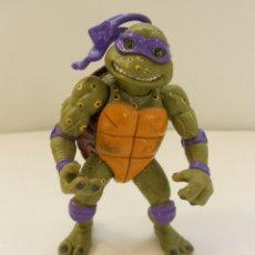Figuras y Muñecos Tortugas Ninja: TORTUGA NINJA MORADA. DONATELLO. MIRAGE STUDIOS. PLAYMATES TOY. 1992 .ARTICULADA.. Lote 181592333